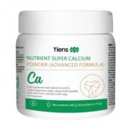 "TIENS milteliai ""Super Calcium"" su krekenomis 250 g (25 porcijos x 10 g)"